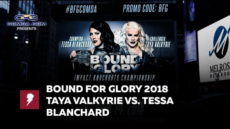 [My1] БФГ 2018 - Тая Валькирия против Тессы Бланчард