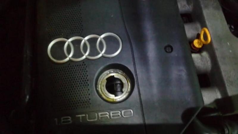 Audi A4 B6 1 8T 2003г BRE МКПП Пробег 120 000миль