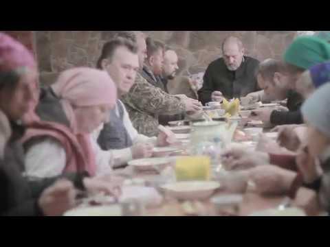 Встреча православной молодежи   Михайло-Архангельский храм, хутор Трудобеликовский