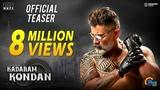 Kadaram Kondan Teaser Kamal Haasan Chiyaan Vikram Rajesh M Selva Ghibran