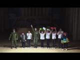 Выступление Новоуральского театра кукол на VII Областном фестивале-конкурсе театральных капустников «Золотая кочерыжка»