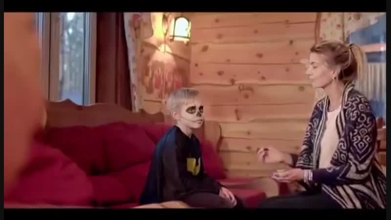 Песня против Heloween Зачем ты мама на дочу пялишь омерзительную маску