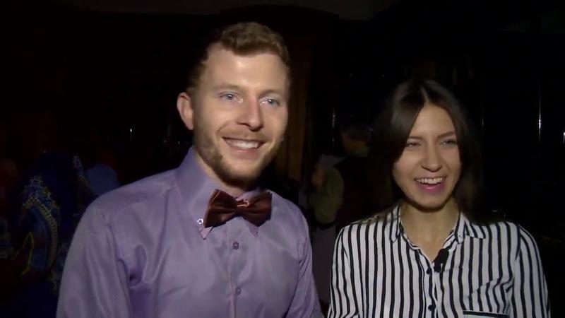 Репортаж 11 канала с Ретро-вечеринки