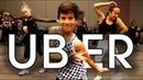 Uber - LiTek Tom Zanetti feat Curtis Clancey | Radix Dance Fix Season 2 | Brian Friedman Choreogra