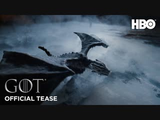 Game of thrones - season 8 - official tease- dragonstone (hbo)