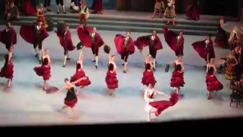 18.07.2018 Mikhailovsky Theatre, Don Quixote, 11 video-clips - Михайловский театр, Дон Кихот, 11 видео-клипы (2)