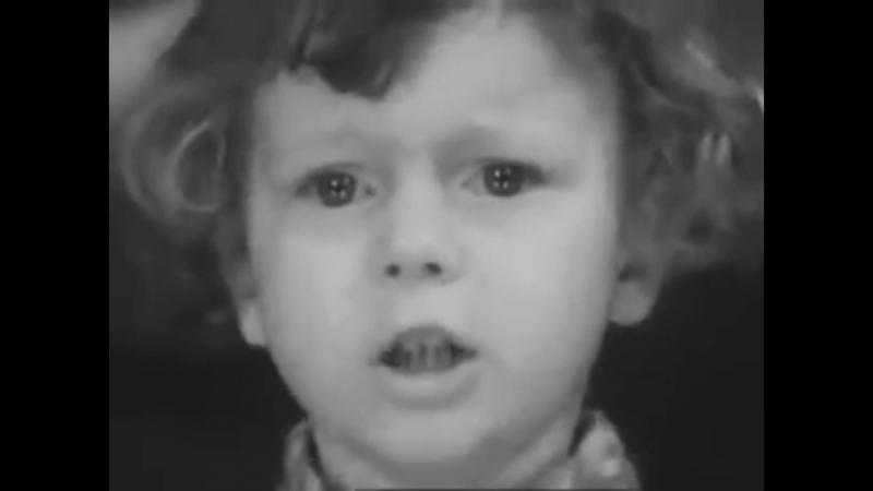 45 лет назад на кинопробах режисёра Ролана Быкова в детском саду.