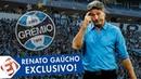RENATO GAÚCHO ESTOU PREPARADO PRA SER TÉCNICO DA SELEÇÃO ENTREVISTA EXCLUSIVA