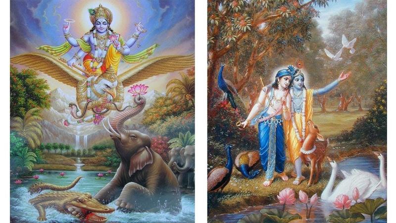 Чайтанья Чандра Чаран Прабху - Харе Кришна Маха-Мантра (Hare Krishna - Maha-Mantra)