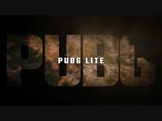 PUBG LITE трейлер вышедший на оф. канале PLAYERUNKNOWN'S BATTLEGROUNDS