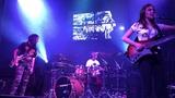 The Warning - Power Trio Tour 2018 Saltillo - Dogma Bar