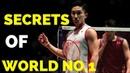 Kento Momota Strategy Next Lin Dan in making ll Brim Badminton