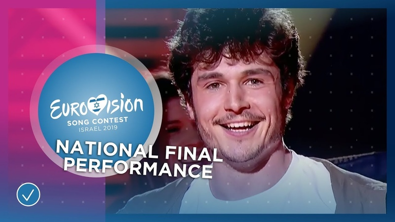 Miki - La Venda - Spain - National Final Performance - Eurovision Song Contest 2019