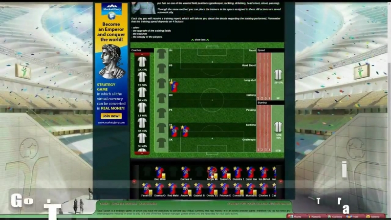 Play the best Online Football Strategy Game Earn Real Money! >> bit.ly/FbTycoon