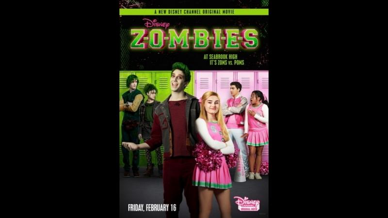 Зомби Z-O-M-B-I-E-S (2018)