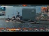 Почему розовый цвет ника? :) World of Warships 18+
