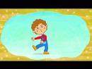 ПТИЧКИ - Развивающая песенка мультик для детей малышей Синий трактор Ворона курица воробей попугай_VIDEOMEG