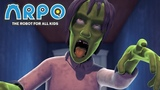 ARPO The Robot For All Kids - Runs For Your Life Full Episode Videos For Kids