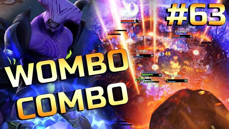 WOMBO COMBO - Ep. 63 - Dota 2