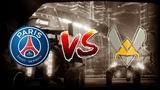 PSG eSports vs. Renault Vitality RLCS EU Season 5 G4 Rocket League