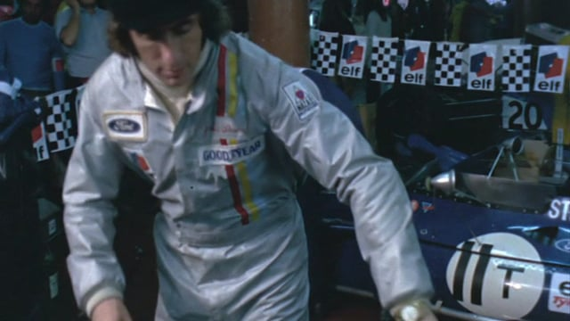 Weekend of a champion - F1 documentary Jackie Stewart Monaco GP 1971