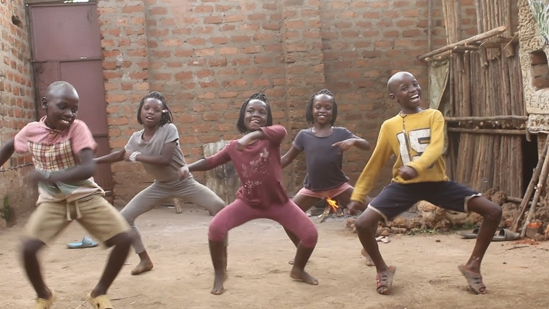 Freestyle ROSALINACHALLENGE By Masaka Kids Uganda (Rate their dance out of 10) @masakakidsafricana