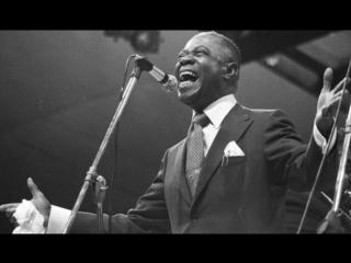Луис Армстронг (Louis Armstrong) - What A Wonderful World (1970)
