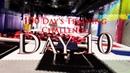 100 Day's Training Challenge. Day 10(B-Boy AVM)