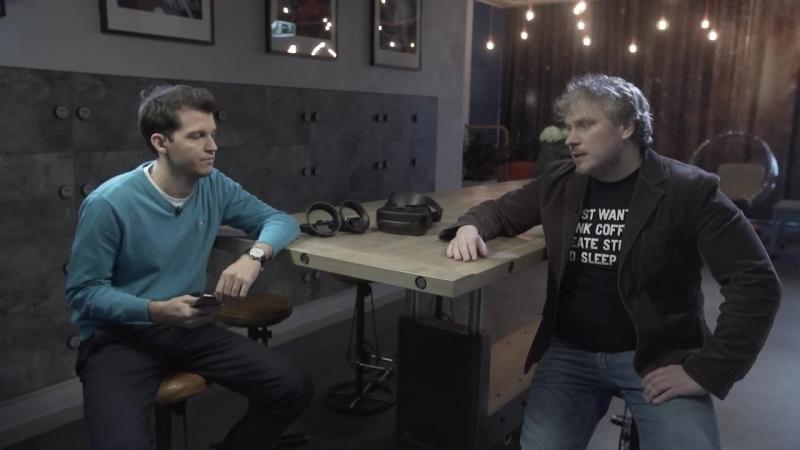 Владилен Ситников: Пропаганда, реклама и будущее в VR Где деньги, Дим? [Short version]