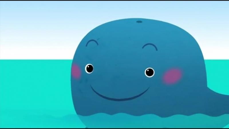 Привет, Малыш! Песня про кита. » Freewka.com - Смотреть онлайн в хорощем качестве