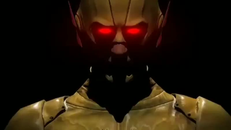 Barry Allen vs Eobard Thawne