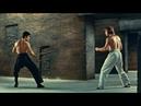L' urlo di Chen terrorizza anche l'occidente Bruce Lee vs Chuck Norris combattimento finale