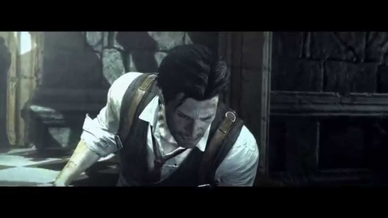 The Evil Within — Ch. 7 The Keeper «Urges Chat» Ruvik Lifts Sebastian Joseph Cutscene Sequence