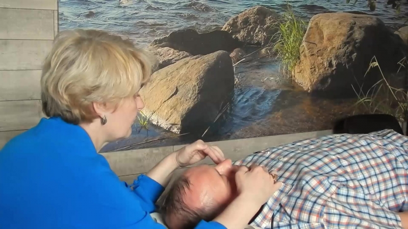 Омоложение лица, шеи и области декольте по методу Живое тело