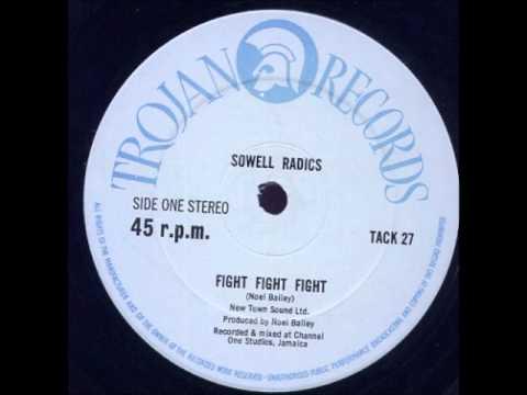 ReGGae Music 471 - Sowell Radics - Fight Fight Fight [Trojan Records]