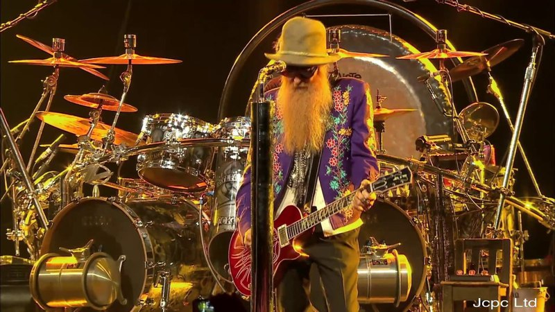 """ZZ Top """"Tube Snake Boogie"""" Live At Montreux 2013 Full HD"""