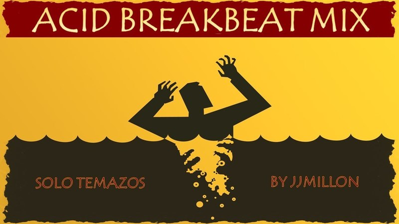 Acid Breakbeat Mix 2018. Tracklist.