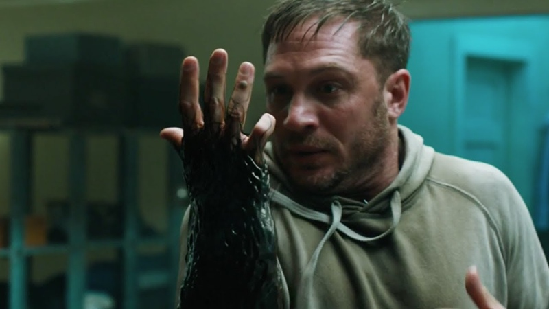 Venom - Eddie Brock vs. Repo Men Clip