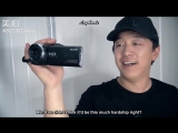 [Eng Sub] 180826 EXO Lay Yixing  VLog End of The Island Filming With Director Huang Bo LAY