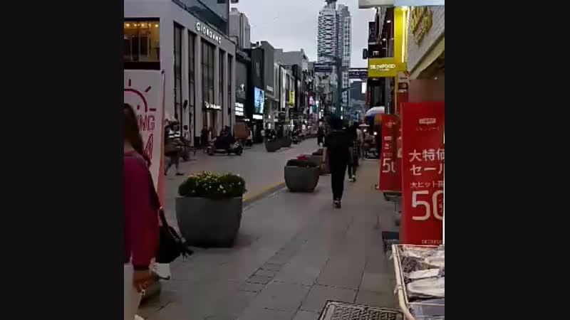 Прогулки по Корее