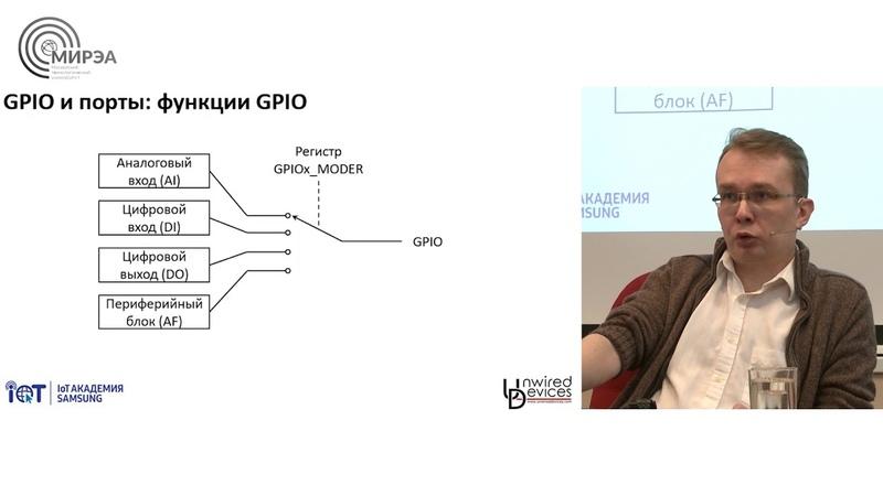 2D Программирование микроконтроллеров Занятие 2
