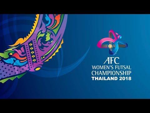 AFCWFutsal2018 - SF2 VIE VS IRN
