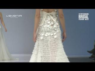 Показ новой коллекции L'avenir boutique на Недели свадебной моды спб