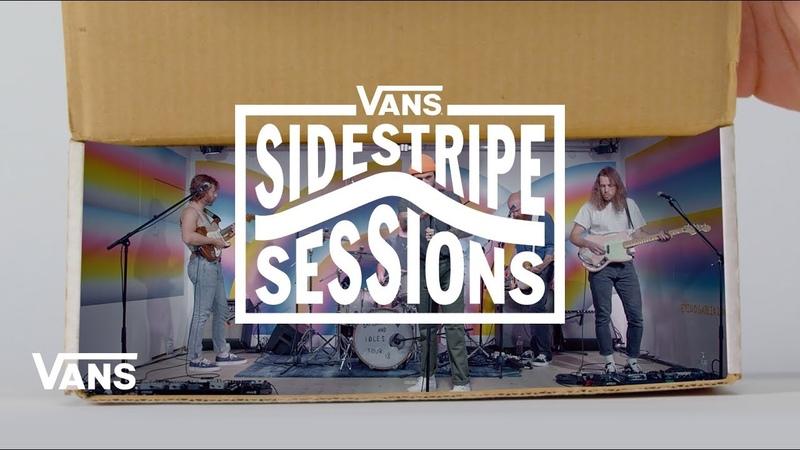 IDLES Vans Sidestripe Sessions   VANS