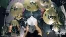 ADAM JARVIS Concrete Beast by PIG DESTROYER Drum Playthrough