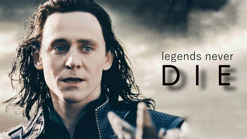 Loki laufeyson [odinson] | legends never die