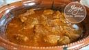 Carne y Costillitas de Puerco en Salsa Roja