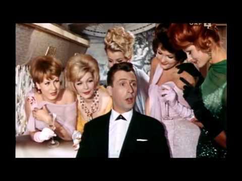 Веселая вдова Die lustige Witwe (1962)