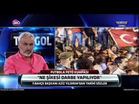FETÖnün Fenerbahçe Kumpası !