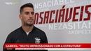 Gabriel Novo Jogador do Benfica Entrevista à BTV 28 Agosto 2018